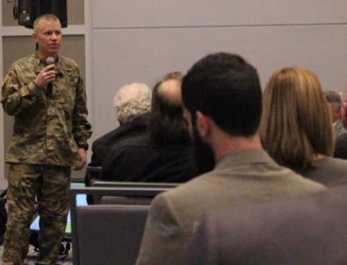 Fort Riley's economic footprint examined at regional leaders' retreat