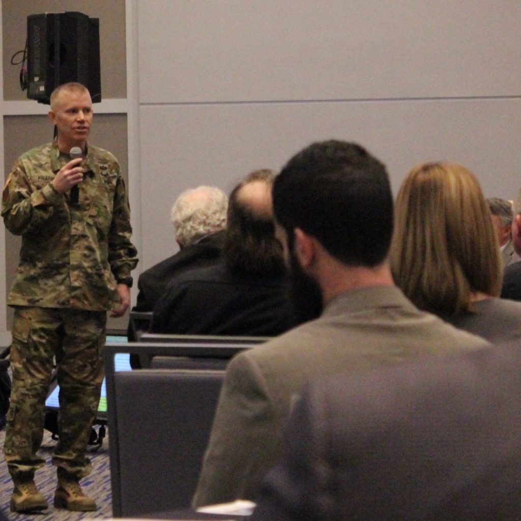 Fort Riley's economic footprint discussed at regional leaders' retreat