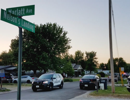 Harris, Brown found in motel by Wichita PD; charges filed for both