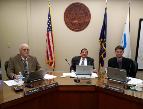Riley County commissioners keep salaries flat for second straight year