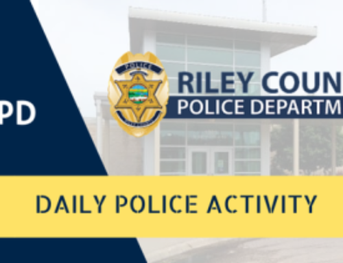 Riley County Police Department daily activity report 5/26/2017