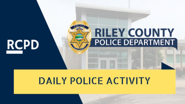 Riley County Police Department Daily Activity 6/08/2017